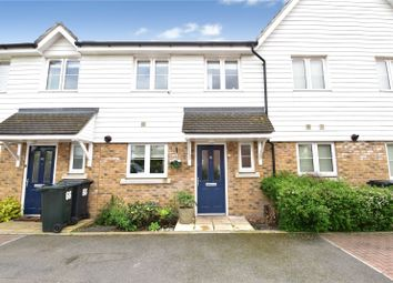 Thumbnail 3 bed terraced house for sale in Hardy Avenue, West Dartford, Kent