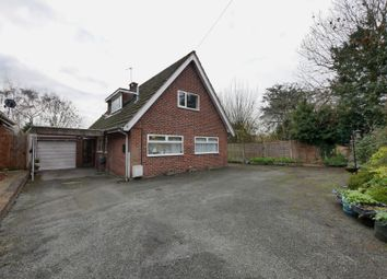 Thumbnail 4 bed detached house for sale in Hallows Drive, Kelsall, Tarporley