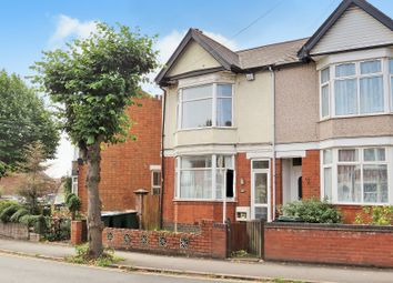 Thumbnail 3 bedroom semi-detached house for sale in Earlsdon Avenue North, Earlsdon, Coventry
