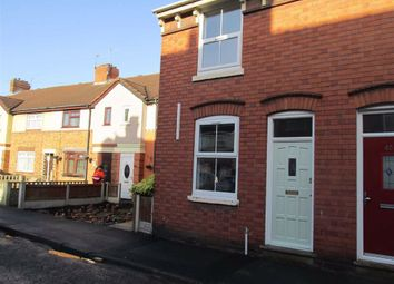 Thumbnail 2 bed end terrace house to rent in Handley Street, Wednesbury