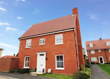 Thumbnail 3 bed link-detached house for sale in Griffiths Close, Ipswich