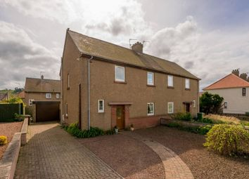 Thumbnail 3 bed semi-detached house for sale in 29 Brodie Avenue, North Berwick