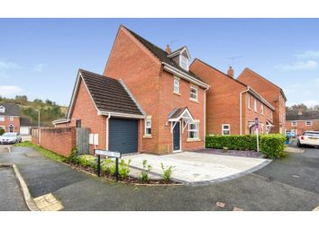4 bed detached house for sale in Redrock Crescent, Kidsgrove, Stoke-On-Trent ST7