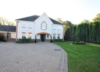 Thumbnail 6 bed detached house for sale in Bluebell Drive, St James Parish, Goffs Oak