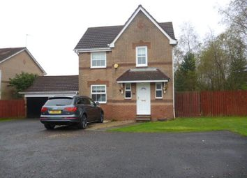 Thumbnail 3 bed detached house to rent in Oldwood Place, Livingston