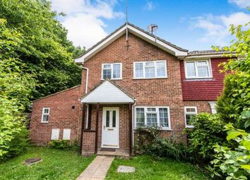 Thumbnail 4 bed end terrace house for sale in Lightwater, Surrey, .