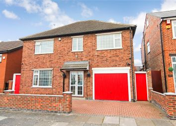 Thumbnail 3 bed detached house for sale in Naseby Road, Rushey Mead / Gipsy Lane, Leicester