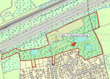 Thumbnail Land for sale in Foundry Lane, Copford, Colchester