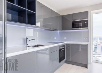Thumbnail 2 bed flat to rent in West Tower, Stratford, London