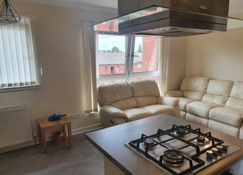Thumbnail 2 bed flat to rent in Titwood Road, Crossmyloof, Glasgow