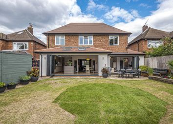 Burpham, Guildford, Surrey GU4. 5 bed detached house for sale