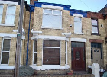 Thumbnail 3 bedroom terraced house to rent in Ferndale Road, Waterloo, Liverpool