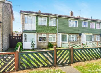 Thumbnail 3 bed end terrace house for sale in Lowick Gardens, Peterborough