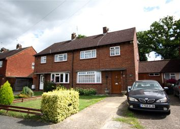 Thumbnail 3 bed semi-detached house for sale in Gosden Hill Road, Guildford, Surrey
