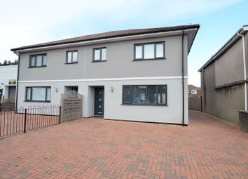 3 bed semi-detached house for sale in Locking Road, Weston-Super-Mare BS22