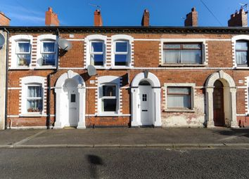 Thumbnail 2 bed terraced house for sale in Maymount Street, Belfast