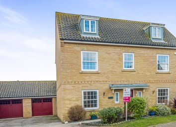 Thumbnail 5 bedroom detached house for sale in Yewdale, Carlton Colville, Lowestoft