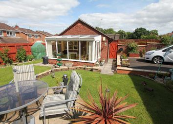 Thumbnail 2 bedroom detached bungalow for sale in Masefield Close, Barwell, Leicester