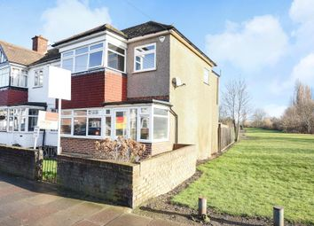 Thumbnail 3 bed end terrace house for sale in Ruislip, Middlesex