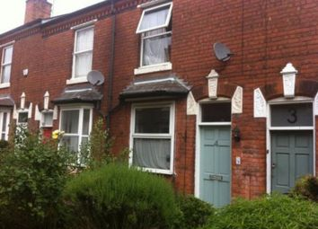 Thumbnail 2 bed property to rent in Rutland Terrace, Hockley, Birmingham