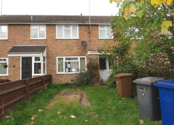 Thumbnail 3 bed terraced house for sale in Raynham Road, Bury St. Edmunds
