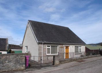 Thumbnail 3 bed detached house for sale in John Street, Craigellachie, Moray