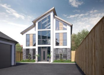 Thumbnail 4 bed detached house for sale in Lawford Lane, Bilton, Rugby