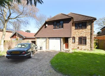 Thumbnail 4 bed detached house for sale in Home Farm Close, Shepperton, Surrey