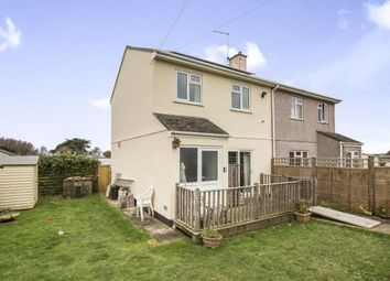 Thumbnail 3 bedroom end terrace house for sale in Mount Hawke, Truro, Cornwall