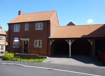 Thumbnail 3 bed link-detached house to rent in Baker Avenue, Gringley-On-The-Hill, Doncaster