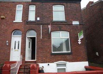 Thumbnail 2 bed flat to rent in Carrington Road, Stockport