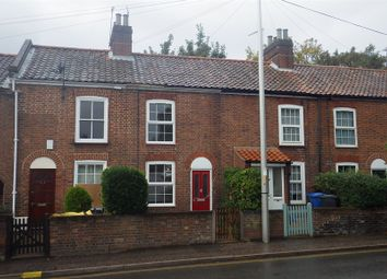 Thumbnail 2 bedroom terraced house for sale in Bull Close Road, Norwich