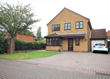 Thumbnail 4 bed detached house for sale in Spenborough Road, Stockton-On-Tees