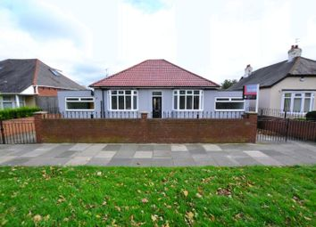 Thumbnail 4 bedroom detached bungalow for sale in Scrogg Road, Walker, Newcastle Upon Tyne