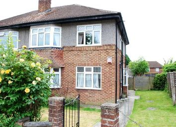 Thumbnail 2 bedroom maisonette to rent in Oakdene Road, Orpington, Kent