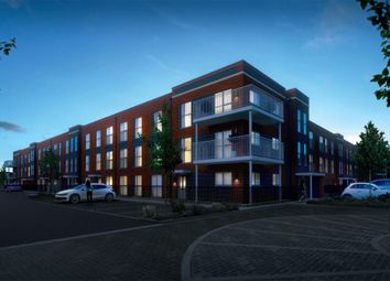 Thumbnail 3 bedroom flat for sale in Arcadia House, Type K, Meridian Waterside, Southampton