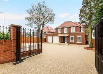 Thumbnail 5 bed detached house for sale in Barnet Road, Arkley, Barnet