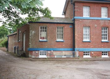Thumbnail 1 bed flat to rent in Western Road, Crediton