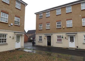 Thumbnail 4 bed end terrace house for sale in Chafford Hundred, Grays, Essex