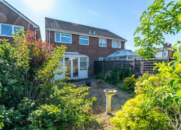 Thumbnail 3 bedroom semi-detached house for sale in Clydesdale Avenue, Chichester