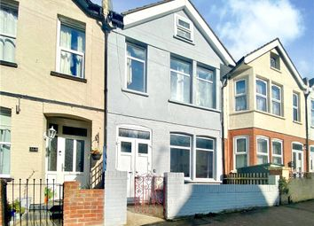 Thumbnail 3 bed terraced house for sale in Brightwell Avenue, Westcliff-On-Sea, Essex