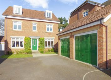 Thumbnail 5 bedroom detached house for sale in The Ladle, Middlesbrough, North Yorkshire