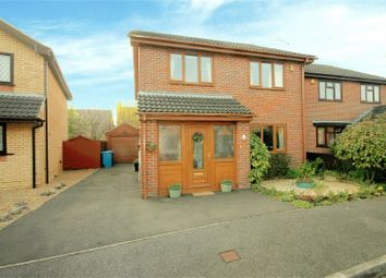 Thumbnail 4 bed detached house for sale in Wraxall Close, West Canford Heath, Poole