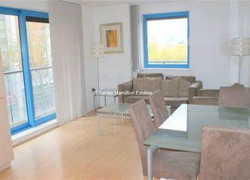 Thumbnail 2 bed flat to rent in Westgate Apartments, 18 Western Gateway, Royal Victoria, London, United Kingdom