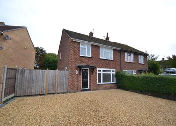 Thumbnail 3 bed semi-detached house for sale in Portway, Bisley, Woking