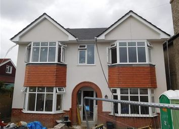 Thumbnail 2 bed semi-detached house for sale in Sheringham Road, Branksome, Poole
