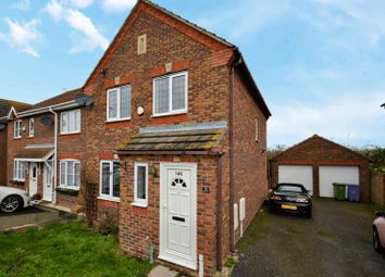 Thumbnail 3 bed detached house for sale in Appleford Drive, Minster On Sea, Sheerness