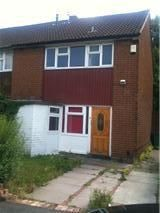Thumbnail 3 bedroom terraced house to rent in Berkshire Close, West Bromwich