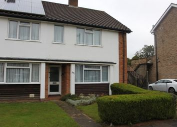 Thumbnail 3 bedroom semi-detached house to rent in Silverdale Road, Earley, Reading