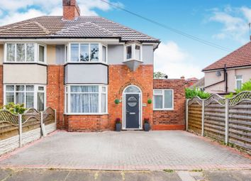 4 bed semi-detached house for sale in Lindsworth Road, Birmingham B30